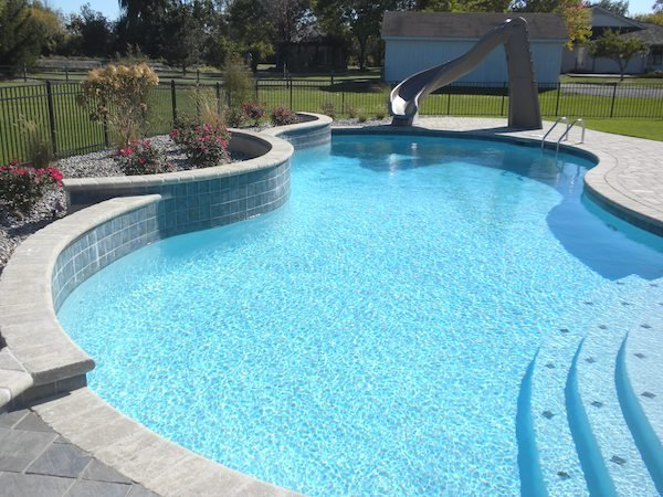 Gunite Pool