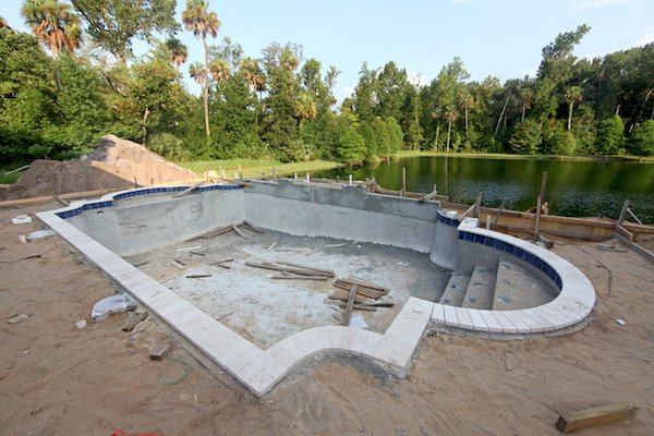 Adding An Inground Swimming Pool