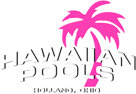 Hawaiian Pools, Footer Logo