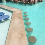 Seating in Pool
