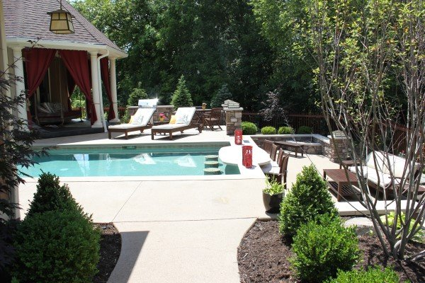 Pool Patio Upgrades