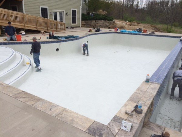 Installing a Pool
